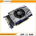 Оригинальный Видеокарта GTX650 1 ГБ DDR5 128Bit pci Express Площади де Видео карт graphique Видеокарта для Nvidia GTX бесплатная доставка