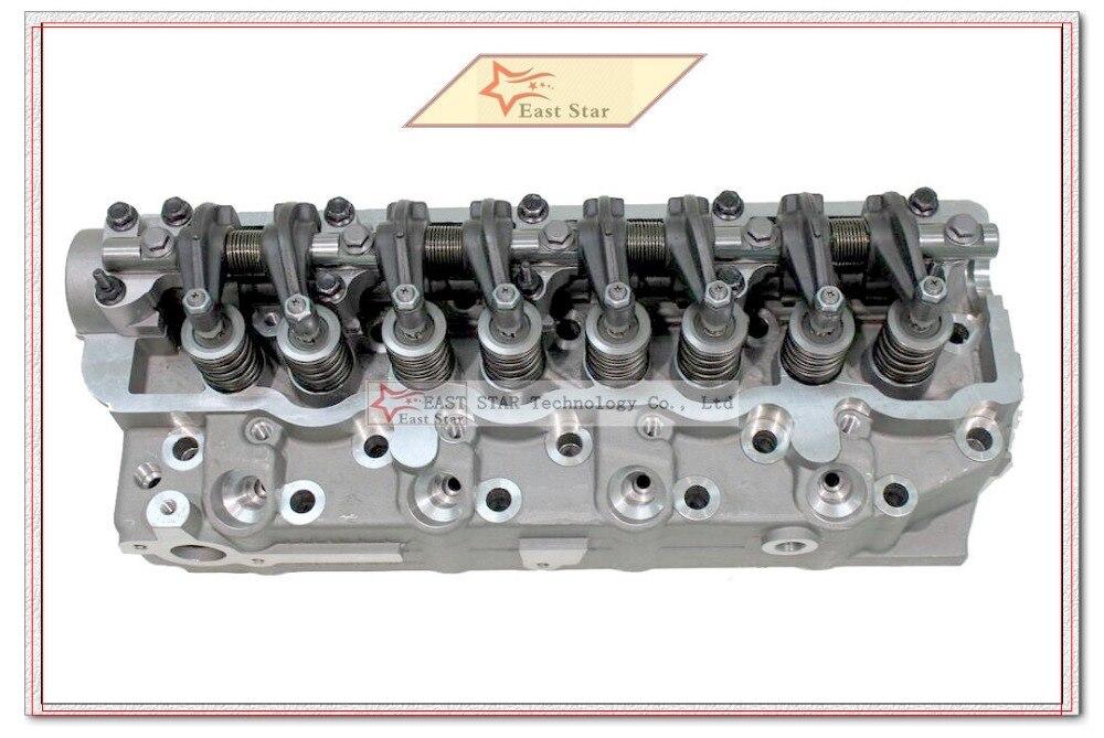 908 611 4D56 4D55 выполните Головки цилиндров для автомобиля сборки Бронко Ranger для Mitsubishi MONTERO PAJERO L300 для Hyundai H1 H100 MD185918