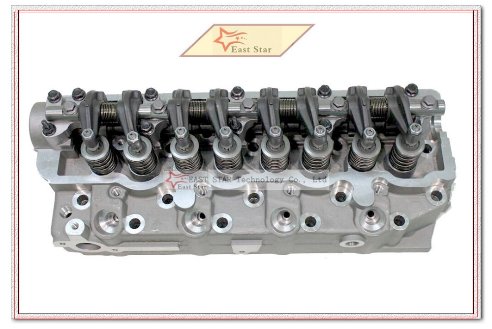 908 611 4D56 4D55 Complete Cylinder Head Assembly Bronco Ranger For Mitsubishi Montero Pajero L300 For Hyundai H1 H100 MD185918