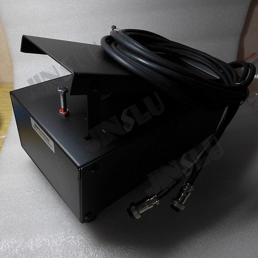 Pédale de pied seulement pour JASIC AC DC TIG-200P soudeur WSME-200 en Aluminium impulsion TIG JINSLU SALE1