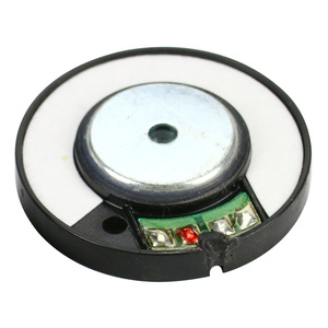 Image 5 - GHXAMP 40mm kulaklık hoparlör ünitesi neodimyum kulaklık sürücüsü 112db HIFI orta bas hoparlörler için onarım parçaları kulaklık 2 adet