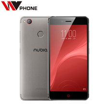 WV Original ZTE Nubia Z11 Mini S NX549J LTE 4G Mobile Phone MSM8953 Octa Core 5.2'' Android 6.0 4G RAM 64G ROM 23.0MP