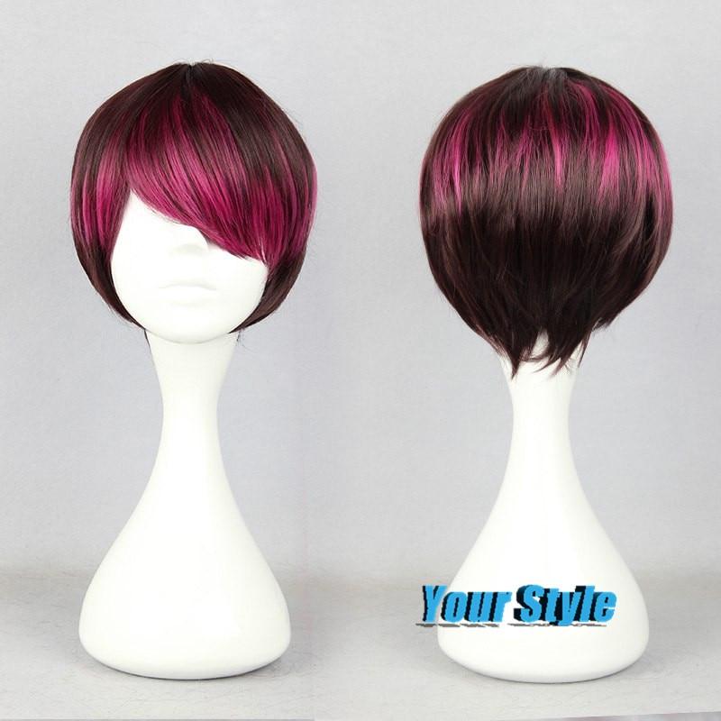 Japanese Harajuku Lolita Wig Natural Cheap Hair Wig Short Pixie