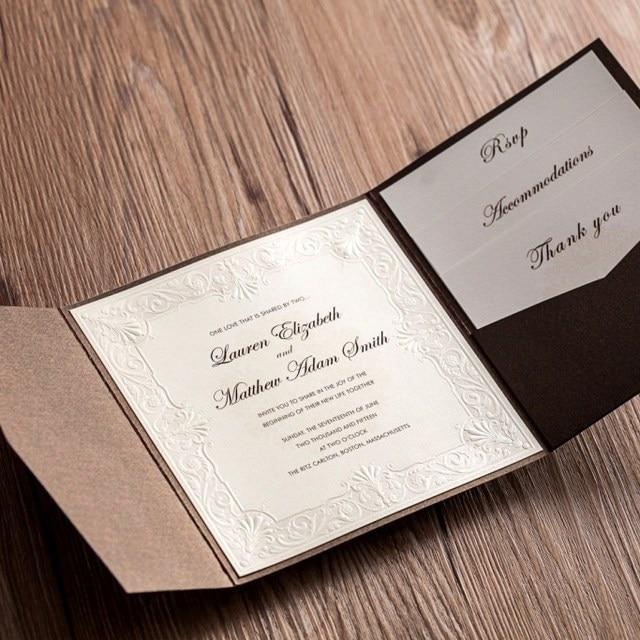Online shop wishmade 50pcs royal wedding invitation card kit with wishmade 50pcs royal wedding invitation card kit with thank you rsvp accommodation cards rhinestones buckles party invites stopboris Image collections