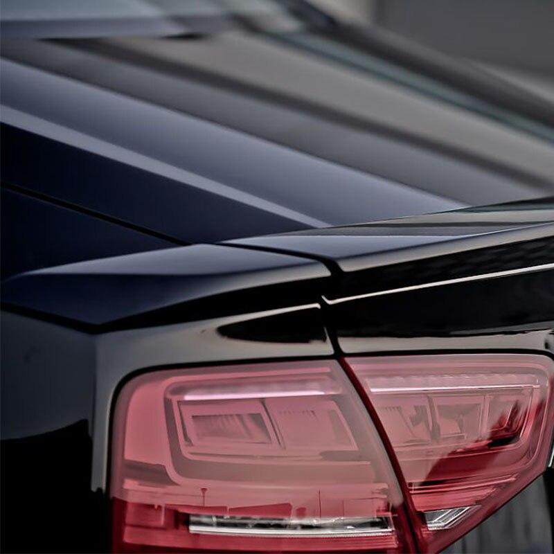 A8 մոդիֆիկացված ABT Style 3PCS Fiberglass Primer Rear - Ավտոմեքենայի արտաքին պարագաներ - Լուսանկար 5