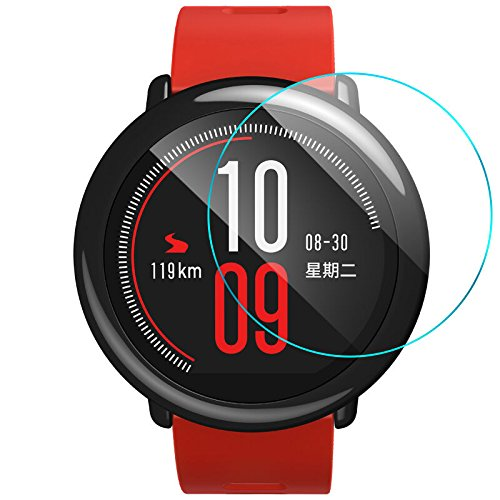 Image 4 - 10Pcs/pack Soft TPU Screen Protector for Xiaomi Huami Amazfit Pace smart watch Sport Smart Watch Protective Film accessories-in Smart Accessories from Consumer Electronics