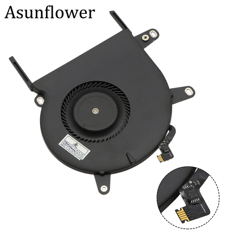 Asunflower A1706 Fans Laptop CPU Cooler Fan For MacBook Pro Retina 13 A1708 MLL42 Late 2016 Year 610-00137