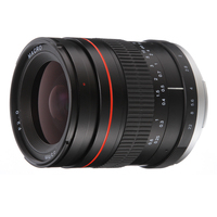 35mm F2.0 Wide Angle Manual Focus Macro Prime Lens Full Frame for Canon EOS 60D 70D 750D 650D 5DII 5DIII Cameras