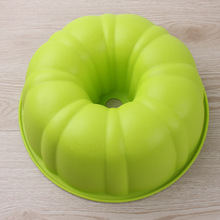 Silicone Round pumpkin Shaped Cake Tools Fondant Kitchen Bakeware Silicone Baking Tray Mousse Cake Mold Kitchen DIY Bakeware
