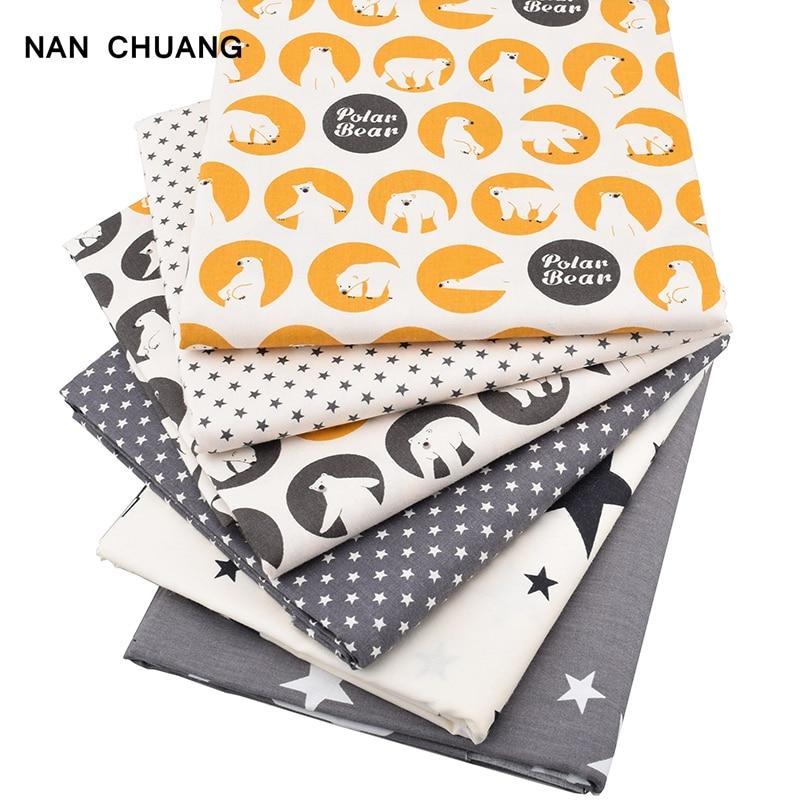 Нан Цхуанг 6Пцс / Лот Цртани медвјед - Уметност, занатство и шивање - Фотографија 4