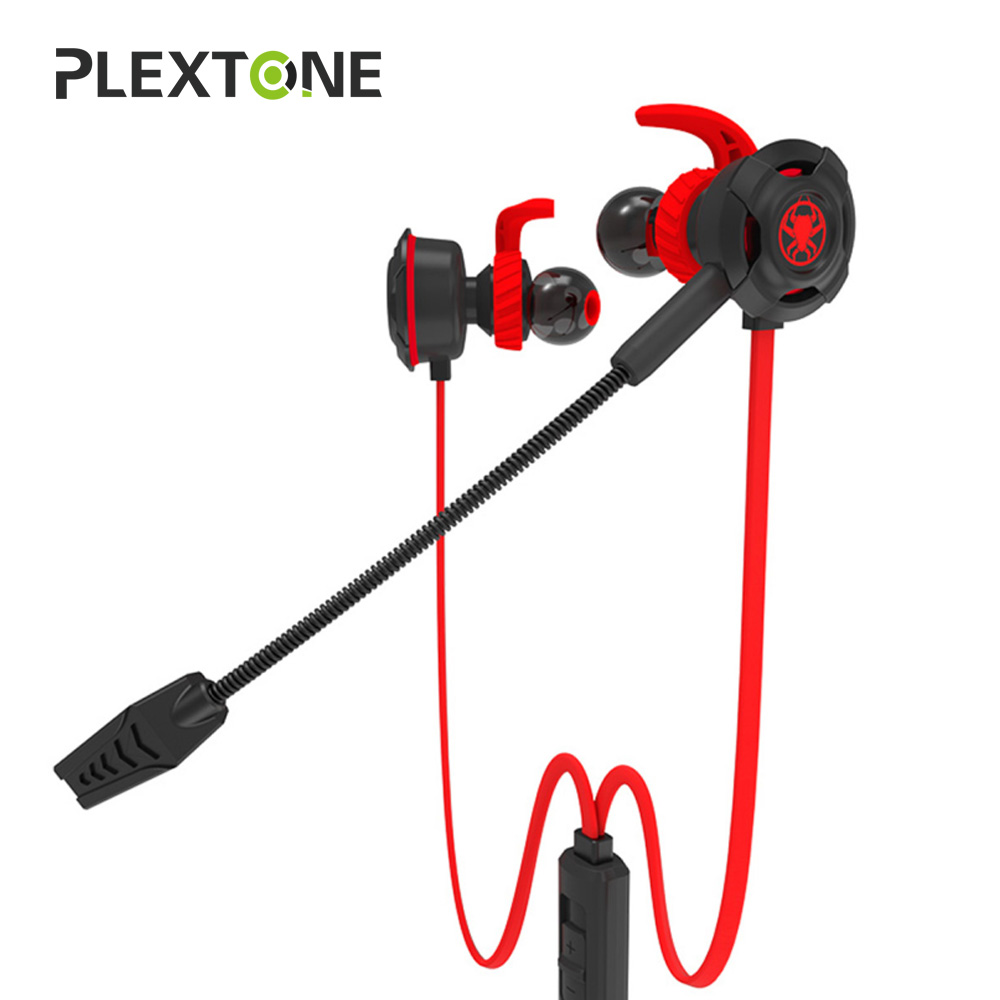 PLEXTONE G20 G30 Gaming Headphones with Mic Magnet Deep Bass Earbuds Stereo EarPhones for Computer Gamer Mobile Phone PS4 X-BOB teamyo n2 computer stereo gaming headphones earphones for mobile phone ps4 xbox pc gamer headphone with mic headset earbuds