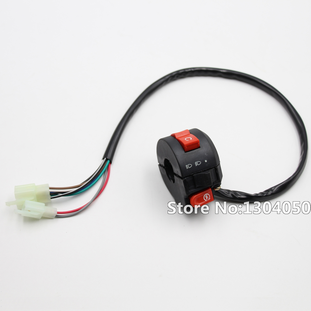 Full Electrics Cdi Coil Switch Assembly Wire Harness 50cc 70cc 90cc 125cc Atv Wiring 110cc Quad Bike Buggy Gokart New In Motorbike Ingition From Automobiles
