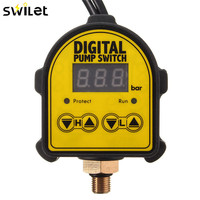 Digital Automatic Digital Air Pump Water Oil Compressor Pressure Controller Switch For Water Pump Automatic On