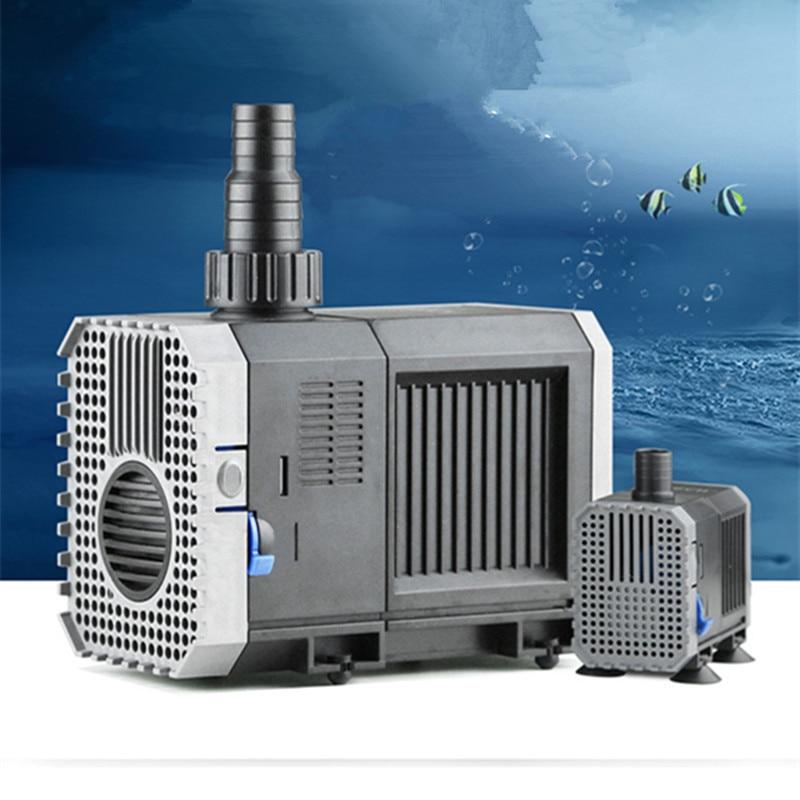 500-3000L/H SUNSUN CHJ Series Flux Adjustable Aquarium Water Pump Filter Fish Tank Submersible Pump 220V-240V