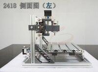 CNC 2418 PRO CNC Laser Engraving Machine Pcb Milling Machine Diy Mini Cnc Router With GRBL