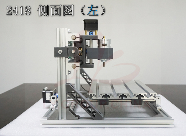 CNC 2418 PRO CNC laser engraving machine Pcb Milling Machine diy mini cnc router with GRBL control L10005 no laser head cnc 2418 with er11 cnc engraving machine pcb milling machine wood carving machine mini cnc router cnc2418 best advanced toys