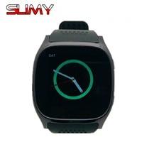 Slimy Sport Smart Watch T8 Bluetooth Music Player SmartWatch With SIM TF Card Slot Camera GPS