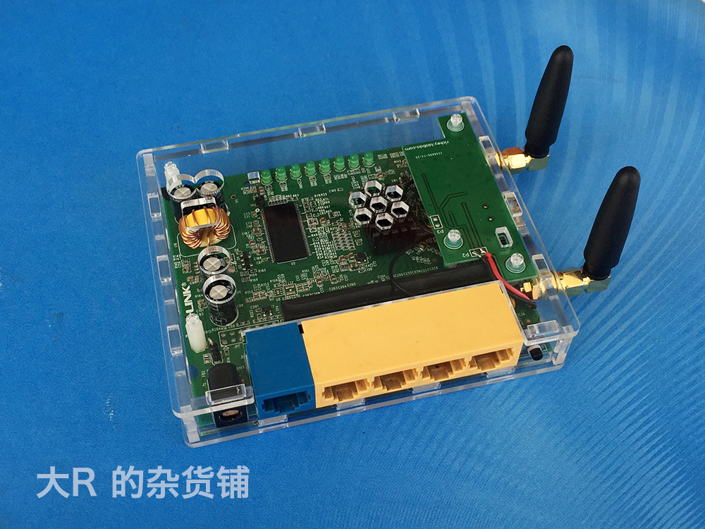 US $29 99 |841N AR9341 five port OpenWrt wireless router 16M 64M dual  antenna-in Network Cards from Computer & Office on Aliexpress com | Alibaba
