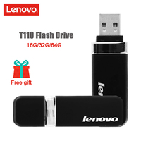 레노버 USB 플래시 드라이브 디스크 USB3.0 16 그램 32 그램 64 그램 미니 펜 드라이브 Pendrive 메모리 스틱