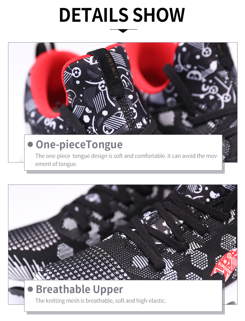 Outsole Rubber Running Breathable 7