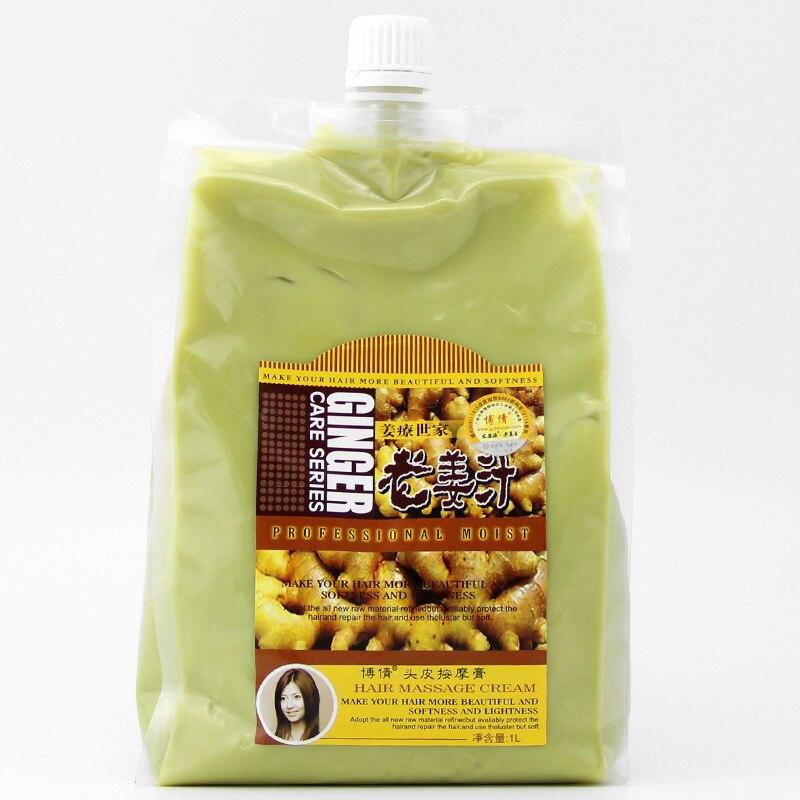 Τζίντζερ Μαλλιά Κρέμα Μαλλιών Κρέμα - Περιποίηση και στυλ μαλλιών - Φωτογραφία 4