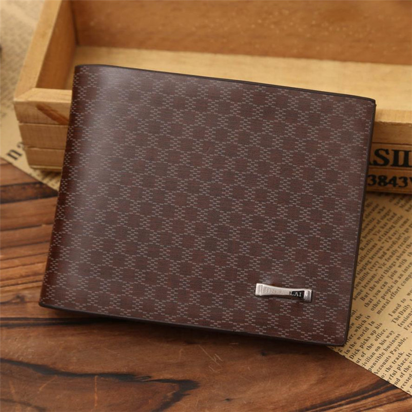 Luxury Famous Brand Designer Money Bag Short Small Men Wallet Perse Male Coin Purse Cuzdan Walet Card Holder Vallet Portomonee ...