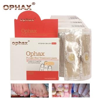 OPHAX Chinese Herbal Fungal Nail Treatment Anti Fungal Nail Infection Onychomycosis Nail Fungus paronychia better than Essence Онихомикоз