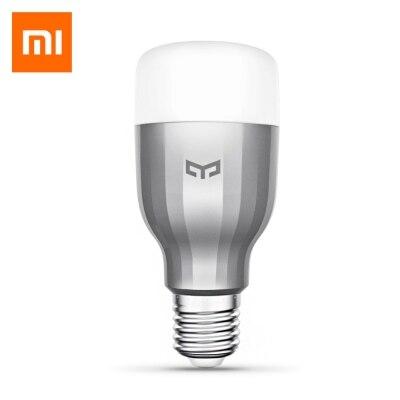 Xiaomi Yeelight YLDP02YL RGBW Smart LED Ampoule WiFi Activé 16 Millions Couleurs CCT Appui à L'ajustement Google Maison