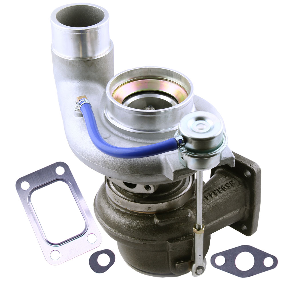 T3 Turbo pour Dodge Ram 2500/3500 Cummins 6BT 5.9L HY35W turbocompresseur 4035044 3599811 3599810 Turbolader joint de Turbine
