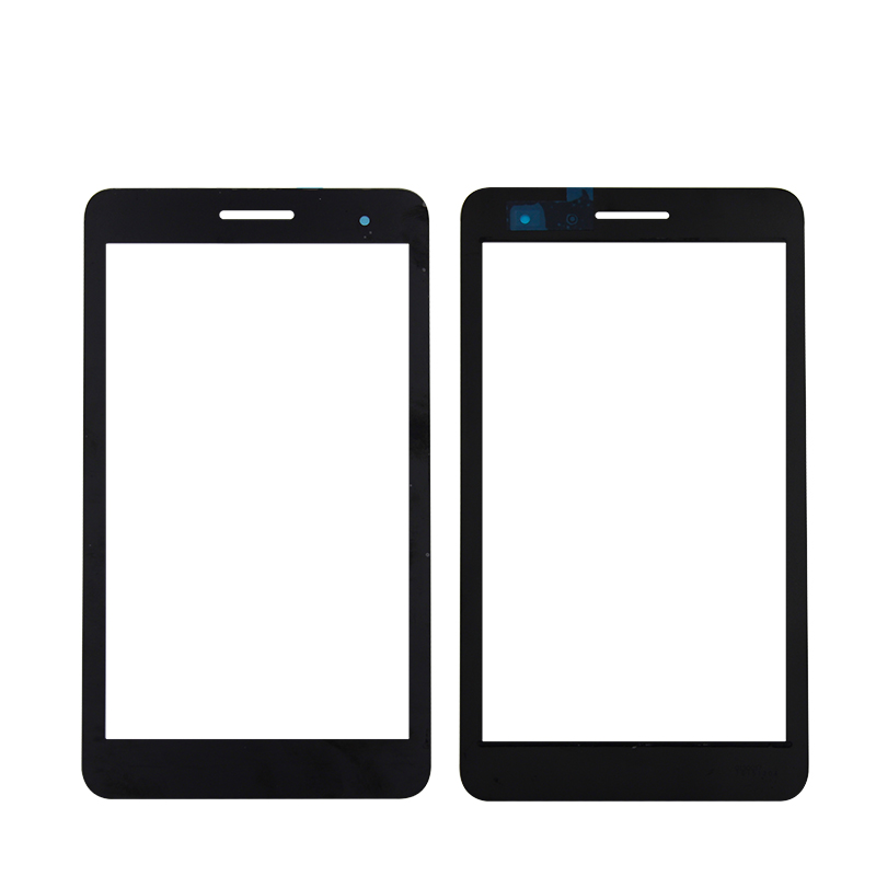 For Huawei Mediapad T1-701 T1 701U T1-701U Touch Screen Glass Panel Front Glass Lens Free Tools