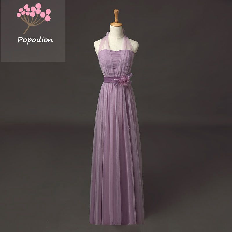summer bridesmaid dresses long style bridesmaid dress slim fit prom ...