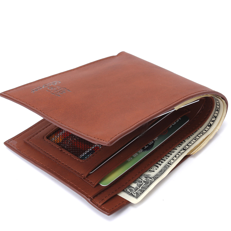 Fashion Designer Men Wallets Luxury PU Leather Wallet Thin Men Purses Male Wallet Clutch Money Bag Boy Coin Purse Card Holder designer men wallets famous brand men long wallet clutch male money purses wrist strap wallet big capacity phone bag card holder