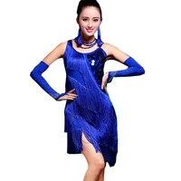여성 섹시 클럽 나이트 클럽 장식 조각 쇳조각 술 무대 DJ 댄스 드레스 의상 3 개 드레스 + 장갑 + 스카프 100