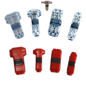 5 PCS H/T type 1pin/2pin Scotch Lock Quick Splice Wire Connectors for Terminals