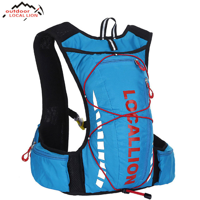 Download 10l Bike Backpack - LOCAL-LION-Bicycle-Bag-10L-Cycling-Climbing-Travel-Marathon-to-Hold-Water-Mini-Bicycle-Backpack-Bag  Pictures_431462.jpg