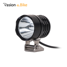 Pasion ebike led 48V 36V 24V electric bicycle front  light 20W led and rear tail light for Sondors eBike light or ebike ebike 24v 36v 48v kt led900s led display intelligent meter black control panel with 5 pins plug for kt controller