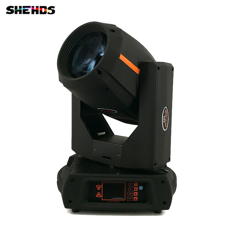 Fast Shipping Beam 350W Lighting 17R Bulb For Event Concert Nightclub International Standard DMX512 Moving Head Light Indoor