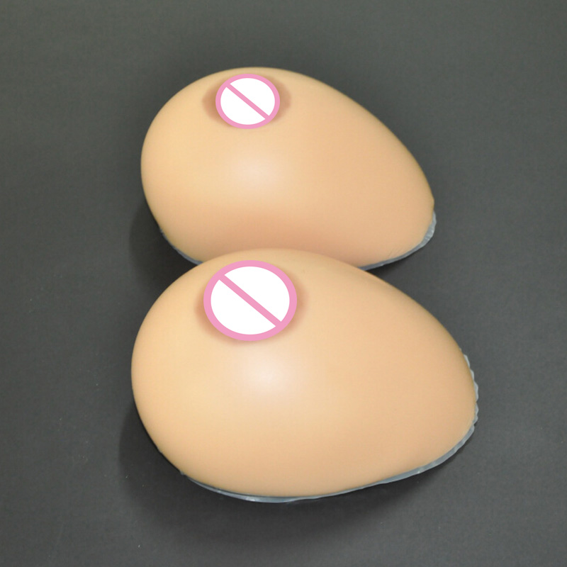 2400g/pair 7XL Size Breast Forms Realistic Silicone False Breast Shemale Fake Boob Prosthesis Drag Queen Fake Breasts  2800g pair 8xl size fake breasts drag queen breast forms silicone false breast enhancer shemale fake boob prosthesis