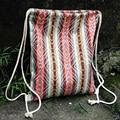 2017 Women Vintage Backpack Gypsy Bohemian Boho Chic Hippie backpacks for women for the traveling beach bag Drawstring Rucksack