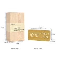 Digital LED Alarm Clock