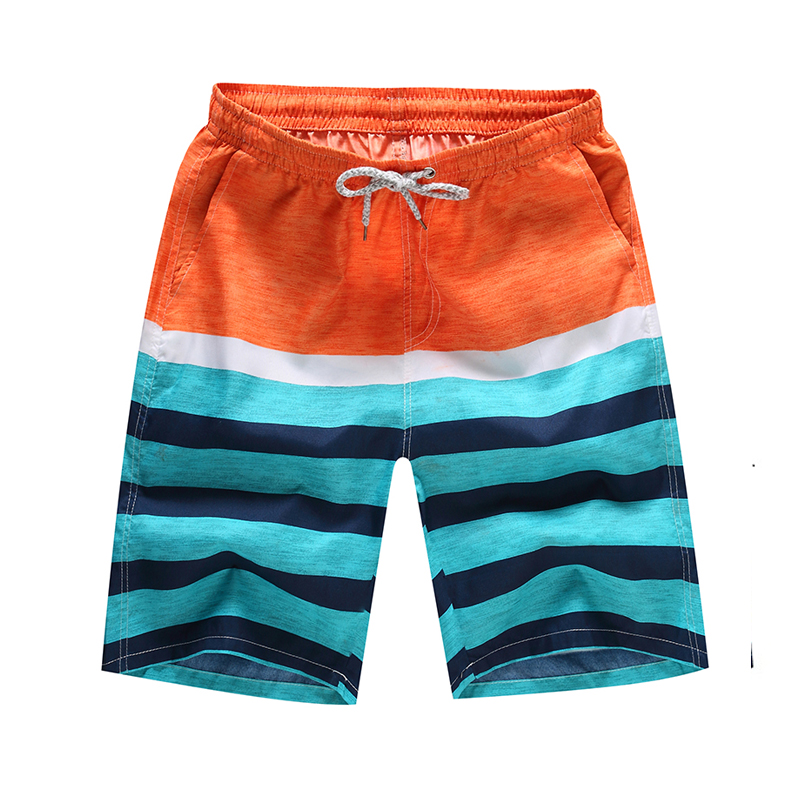 Men's   Board     Shorts   Fast Dry 2019 Summer Holiday Beach Surf Pocket Swimming Trunks Sport Running Hybird   Shorts