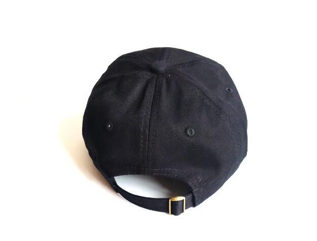 black trucker hat 7-12
