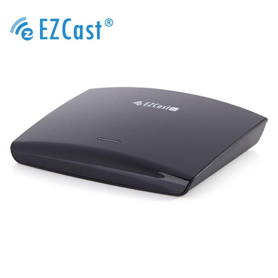 EZCast Pro LAN HDMI WIFI Display TV Box support Airplay Miracast DLNA ezcast m2 wireles hdmi wifi display dongle adapter tv stick receive andriod miracast dlna support ios android windows