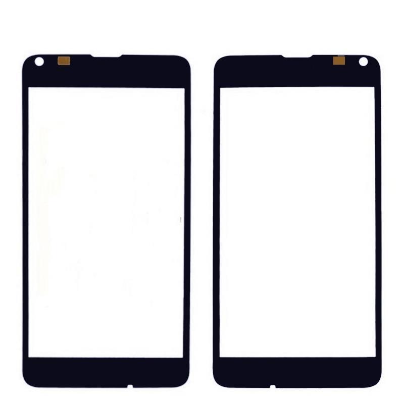 Écran Pour Microsoft Pour Nokia Lumia 640 Verre Externe Top/Lentille Frontale Écran Couverture (Sans digitizer) 5.0 ''Pour Lumia 640