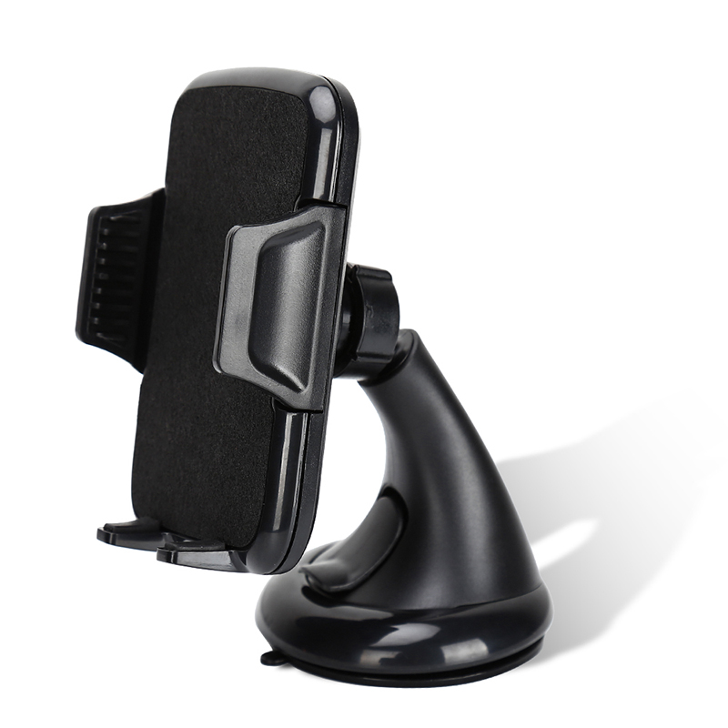 Haissky Car Phone Holder Cell Phone Car Mount For IPhone 8 7 6 6s Plus 5s 5 5C Samsung Galaxy S8 S7 S6 Edge S5 S4 Note 8 5 LG G5