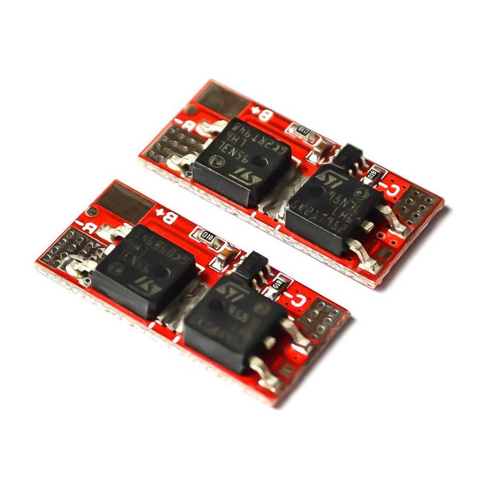 BMS 1 S 2 S 10A 3 S S 5 4 S 5 25A BMS 18650 Li-ion Lipo Lithium Baterai papan Sirkuit Modul PCB PCM 18650 Lipo BMS Charger