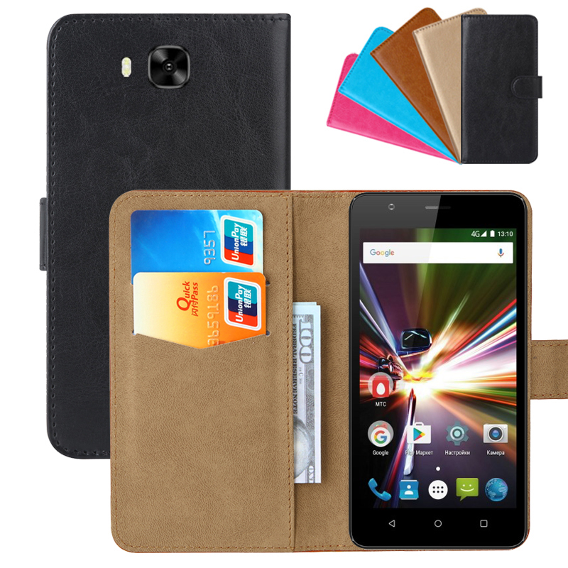 For Alcatel Pop 4 Case Hight Quality Luxury Wallet Style Pu Leather Back Cover Phone Case Flip Protective Cover Bag Delicious In Taste Cellphones & Telecommunications Phone Bags & Cases