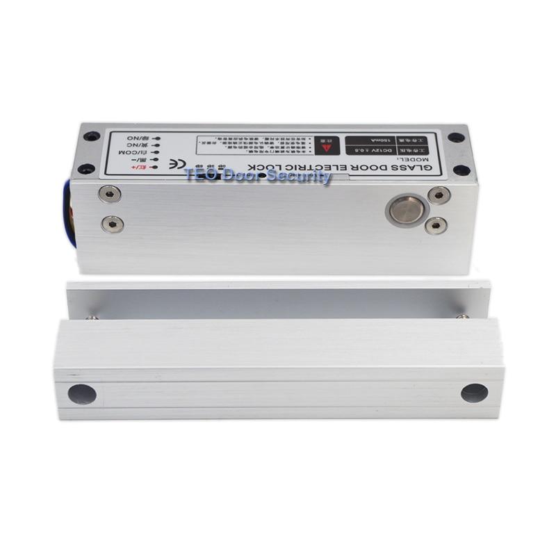 de baja temperatura electric pestillo de la cerradura conveniente para cerradura de la puerta sin marco