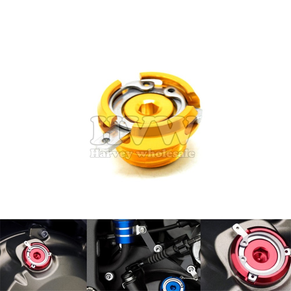 motorcycle cnc aluminum gas fuel gas tank cap cover red fuel cap FOR honda xr 250 honda xr250 ducati monster 696 ducati 848 aluminum water cool flange fits 26 29cc qj zenoah rcmk cy gas engine for rc boat
