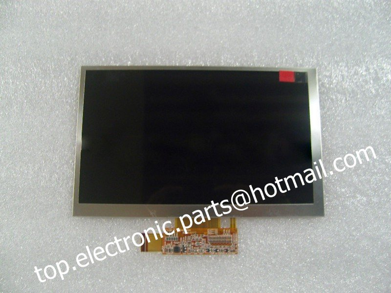 TM070DDH09 TM070DDH09-BLU1-02 168mm*105mm 1024*800 7 inch LCD Screen display panel for Lenovo Le pad A2 A2107 free shipping